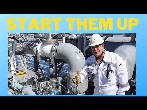 How to safely start your cryogenic cargo pumps onboard your LNG carrier and the sequences followed