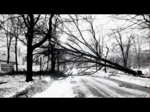 Blizzard 1978 - WHBC newscast - Canton, Ohio.wmv