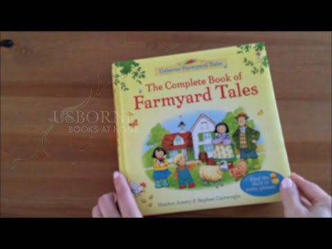 Complete Book Of Farmyard Tales - Usborne