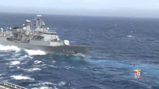 Marina Militare - `BRILLANT MARINER 2013` A BORDO I MASSIMI VERTICI DELLA NATO