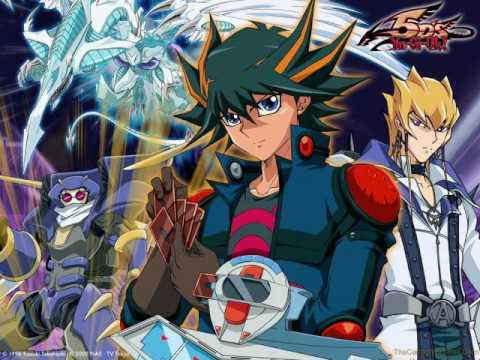 Yugioh 5ds 3rd Opening- Freedom (Full Version) - YouTube