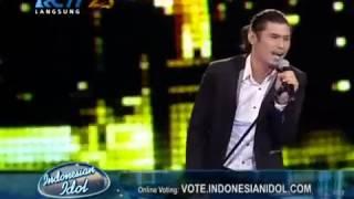 Virzha - Hey Soul Sister (Train) Indonesian Idol 2014