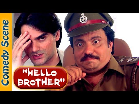 Hello Brother - All Comedy Scene - Salman Khan - Rani Mukerji -  Indian Comedy