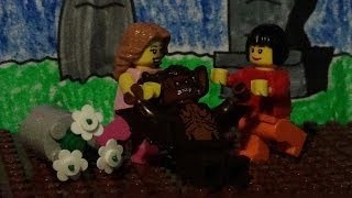 LEGO Scooby-Doo On Zombie Island: The Ghost is Here