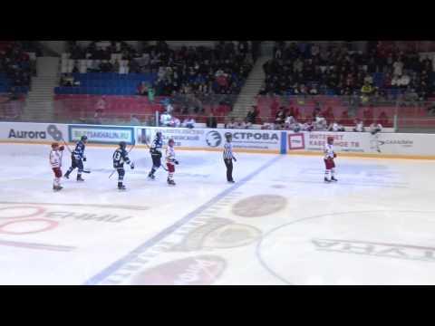 Sakhalin - Dragon 4:3. Goals