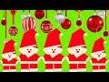 Origami Santa Claus | How to make an Easy Origami Santa Claus | Christmas Craft Ideas