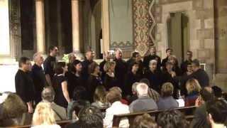 El Haderech. Coral Guisla. Concert final de Curs 2012-13.AVC