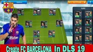 Dls19 barcelona team hack -