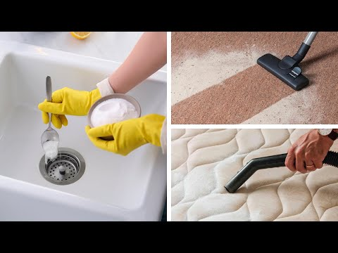 8 Cleaning Problems You Can Solve With Baking Soda