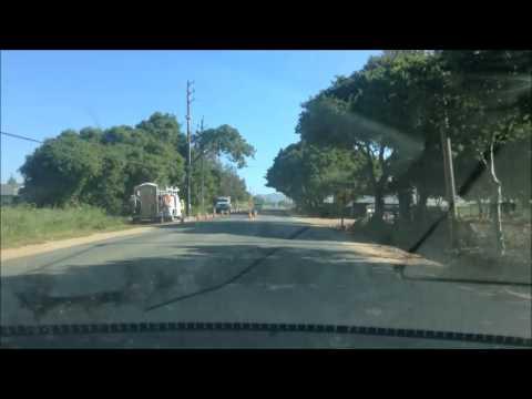 Drive to San Juan Bautista from Salinas, California; Very majestic hills