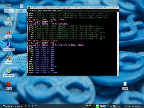 How to build with cmake ubuntu