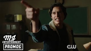 """Riverdale 3x14 Extended Promo """"Fire Walk With Me"""" Season 3 Episode 14"""