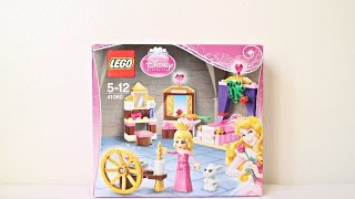 Lego Disney Princess Opening Building 41060 Sleeping Beauty's Royal Bedroom