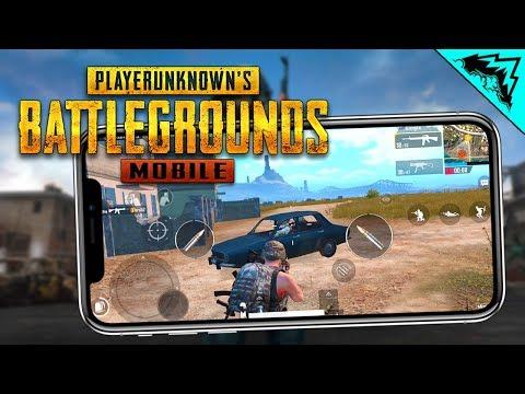 FAVORITE MOBILE GAME - PUBG Mobile Update 0.6 Gameplay