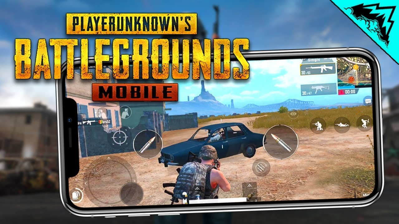 FAVORITE MOBILE GAME - PUBG Mobile Update 0.6 Gameplay