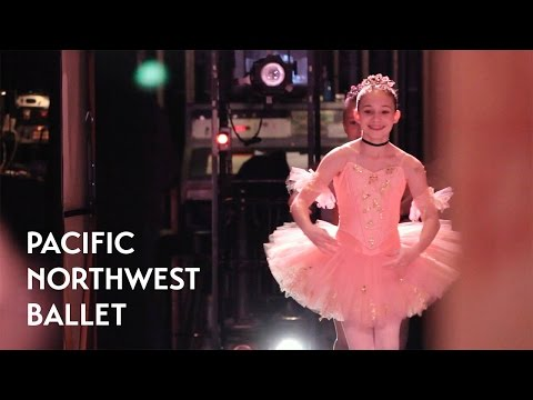 Coppélia's Waltz of the Hours with PNB School students