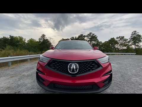2019 Acura RDX Quick Review