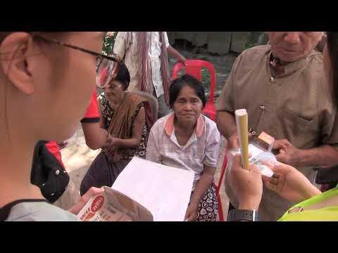 蔡文俊醫生 ~ 柬埔寨義工醫療服務2018