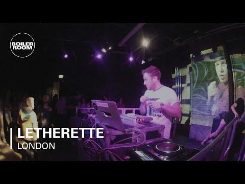 Letherette Boiler Room DJ Set