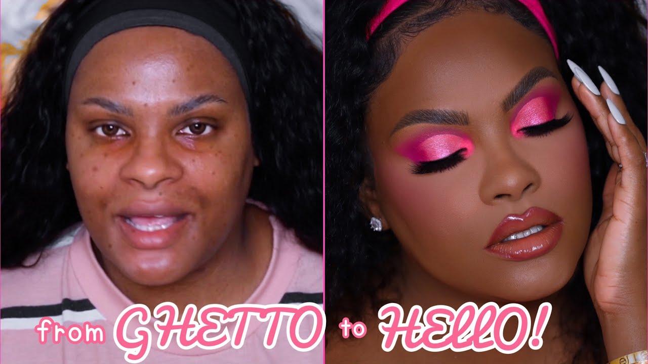 EASY GRWM Sweet Pink Makeup Tutorial