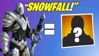 *NEW* Fortnite Update: SNOWFALL SKIN CONFIRMED?! V7.3 CHANGES! + STW Loot Llama's Change Forever!