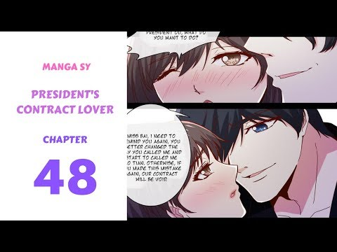 President's Contract Lover Chapter 48-Teach The White Rabbit