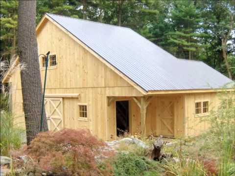 Best Custom Horse Barns | Circle B Barn Company
