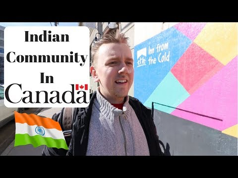 Indian Community in Canada