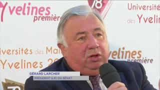 Politique : réunion des maires sur fond des baisses de dotations de l'Etat