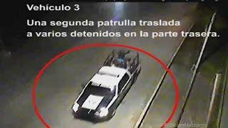 Reveladoras imágenes sobre los 43 desaparecidos