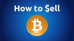 Bitcoin Verkopen!! | De  Beste Manier Om Jouw Bitcoin Te Verkopen Voor Het Meeste Geld!!💰