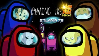AMONG US SUPER (PARODIA DBS)