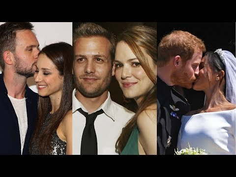 Suits ... and their real life partners