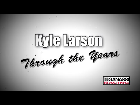 Kyle Larson Through the Years