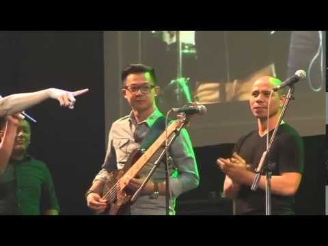 AgnezMo   PSCS 2014 - Introduce Agnez Mo Band Personel