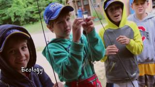 Webelos II Resident Camp - Camp Frontier Promotional Video