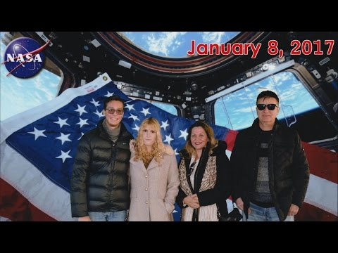 "Space Center Houston ""NASA"" January 2017"