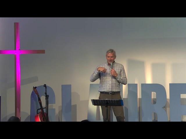 DU darfst dir SICHER sein! – Predigtreihe 1. Johannesbrief - Teil1 - Andreas Baer - 01.11.2020 - CGO