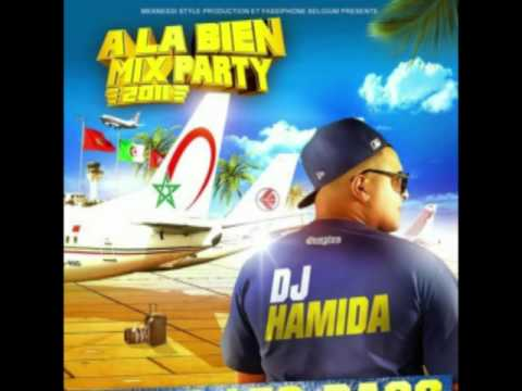dj hamida a la bien mix party 2011