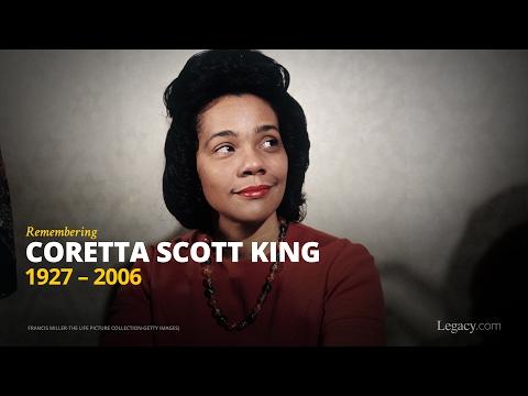 Remembering Coretta Scott King