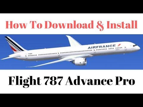 GRATUIT PC FLIGHT 787 TÉLÉCHARGER ANADOLU