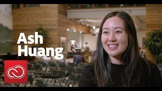 The Adobe XD Team: Meet Ash Huang