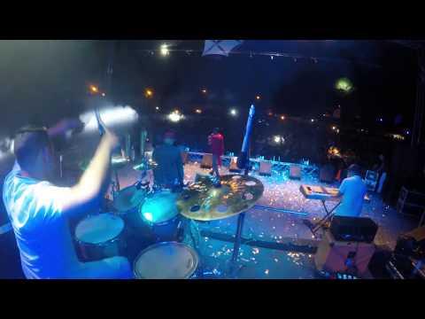 Rvssian - Privado ft. Nicky Jam, Farruko, Arcangel, Konshens (Official Video) Drum Cam