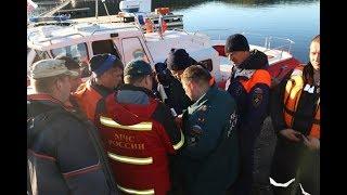 Новости. Трагедия на Ладожском озере - погибли подростки