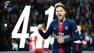 Neymar Jr vs Reims - ALL HIGHLIGHTS! - (Home) 9/26/18 | HD