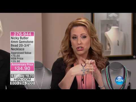 HSN | Silver Designs by Nicky Butler Jewelry Anniversary 09.23.2016 - 02 AM