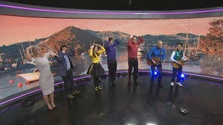 The Wiggles sing their hit songs on Breakfast, with the presen…