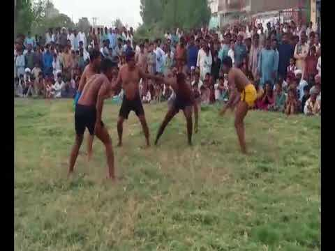 14th August 2017 Par Jam Pur M Kehla Gia Kabbadi Match