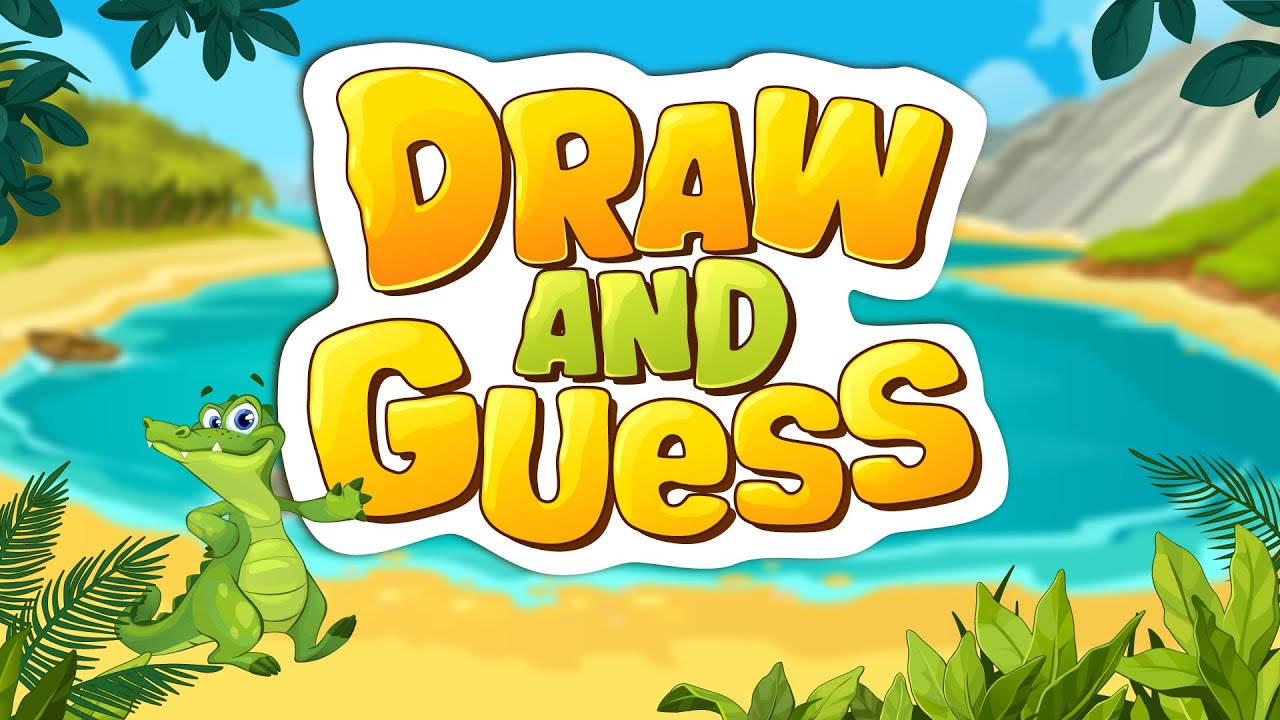 Draw And Guess Online Android Game Youtube