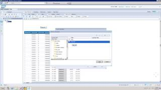 Document Link in Web Intelligence | SAP Business Objects | WEBI